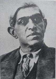 Virendranath Chattopadyaya vom indischen Unabhängigkeitskommitee