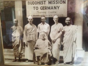 Gründung der Buddhist Mission in Colombo (1954)